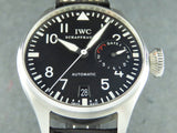 IWC Big Pilot's Watch 7 Days Power Reserve 5004