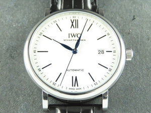 IWC Portofino Automatic 150 Years Anniversary Limited Edition Blue Hands 3565