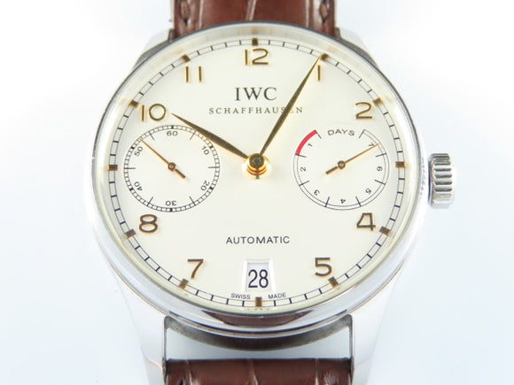 IWC Portugese Automatic 7 Days 5001