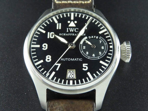 IWC Big Pilot's Watch 7 Days Power Reserve Transitional 5002