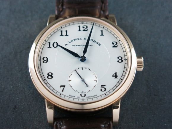 A. Lange & Sohne 1815 18 ct. Rose Gold 38.5 mm 235.032