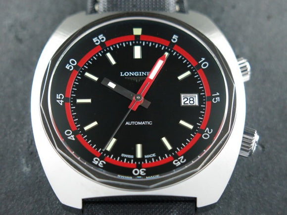 Longines Heritage Diver Automatic