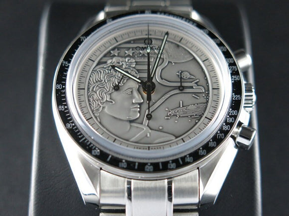 Omega Speedmaster Moon Watch Apollo XVII 40th Anniversary Limited Edition