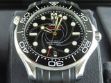 Omega Seamaster Diver 300 Meters Co Axial Master Chronometer 42 mm James Bond 007 Limited Edition