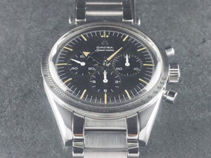 Omega Speedmaster '57 Chronograph The 1957 Trilogy 60th Anniversary Limited Edition 5 Years Warranty