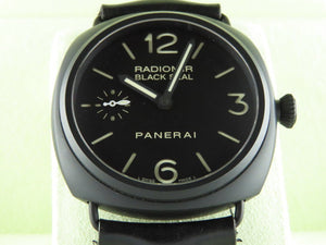 "Panerai Radiomir Black Seal Ceramic 45 mm ""O"" Series PAM 292"