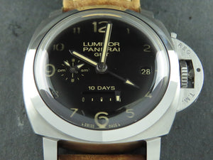Panerai Luminor 1950 10 Days Power Reserve GMT Automatic 44 mm Special Limited Edition PAM 433