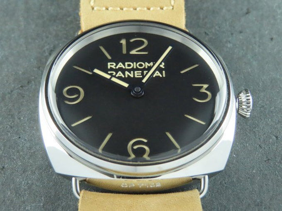 Panerai Radiomir 3 Days Acciaio Special Limited Edition 47 mm PAM 720 8 Years Warranty