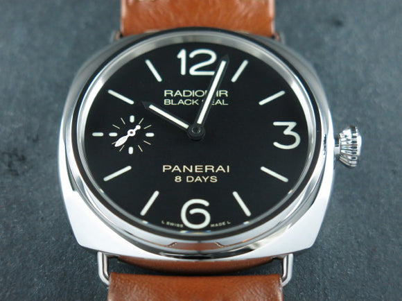 Panerai Radiomir Black Seal 8 Days Power Reserve 45 mm