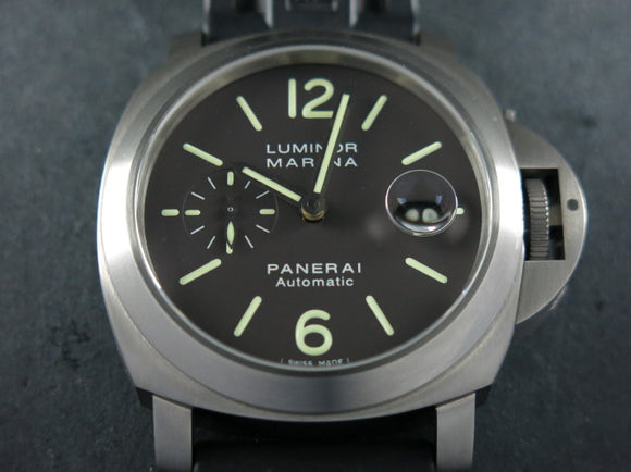 Panerai Luminor Automatic Titanium 44 mm