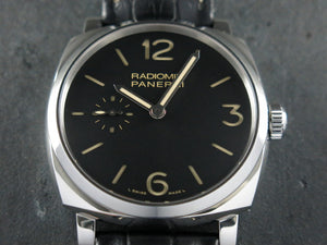 "Panerai Radiomir 1940 3 Days 42 mm ""Q"" Series PAM 512"