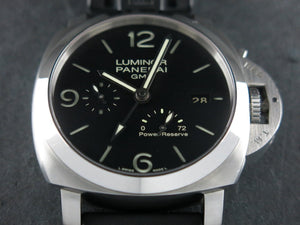"Panerai Luminor 1950 3 Days GMT Power Reserve Automatic 44 mm ""R"" Series PAM 321"