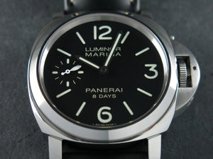 "Panerai Luminor Marina 8 Days Power Reserve 44 mm ""U"" Series PAM 510"