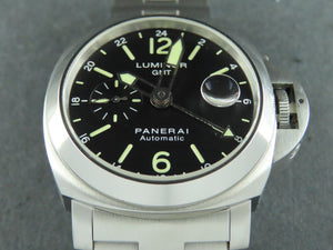 "Panerai Luminor GMT Automatic 44 mm ""M"" Series PAM 297"