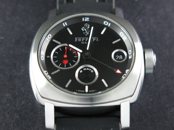 Panerai Ferrari 8 Days Power Reserve GMT