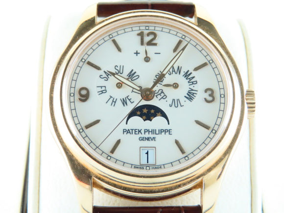 Patek Philippe Annual Calendar 18 ct. Rose Gold 5146