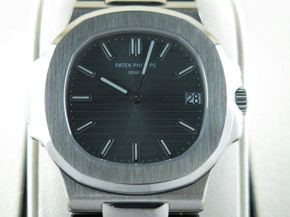 Patek Philippe Nautilus 18 ct. White Gold 5711