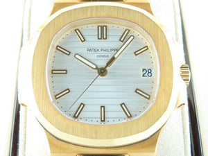 Patek Philippe Nautilus 18 ct. Yellow Gold 5711