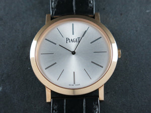Piaget Altiplano Ultra Thin 18 ct. Rose Gold