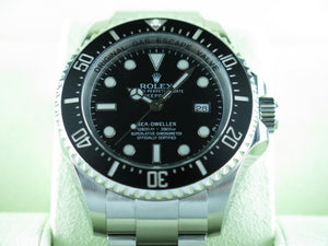 "Rolex Deepsea Sea Dweller ""G"" Series 116660"