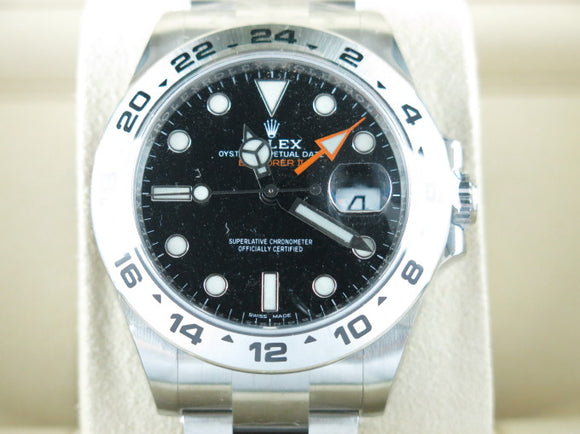 Rolex Explorer II 42 mm 216570