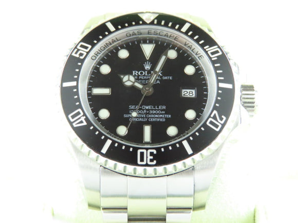 Rolex Deepsea Sea Dweller Mark I Dial 44 mm
