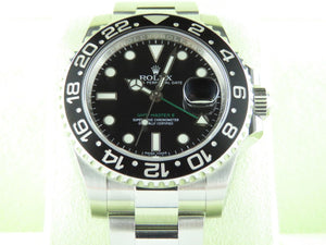 Rolex GMT Master II Ceramic Bezel 116710 November 2017