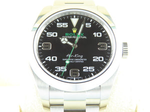 Rolex Air King 40 mm 116900