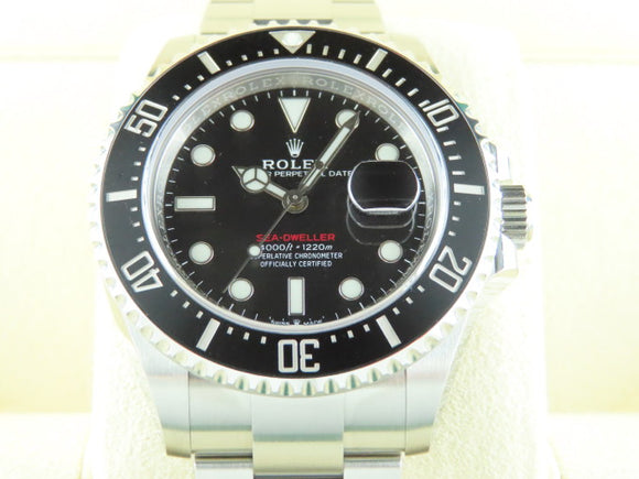 Rolex Sea Dweller Red 50th Anniversary 43 mm 126600