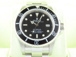"Rolex Sea Dweller ""Z"" Series 16600"