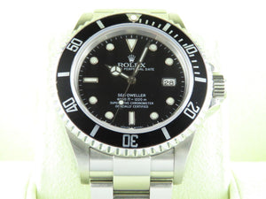"Rolex Sea Dweller ""Z"" Series 16600 2006"