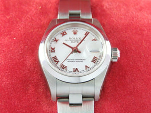 "Rolex Datejust 26 mm ""K"" Series 79160"