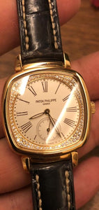 Patek Philippe Gondolo Manual Winding 18 ct. Rose Gold 7041
