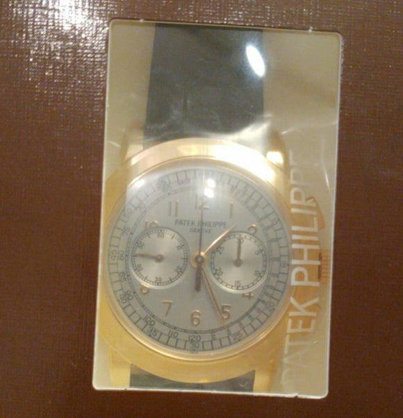 Patek Philippe Chronograph Complications 18 ct. Rose Gold 42 mm 5070