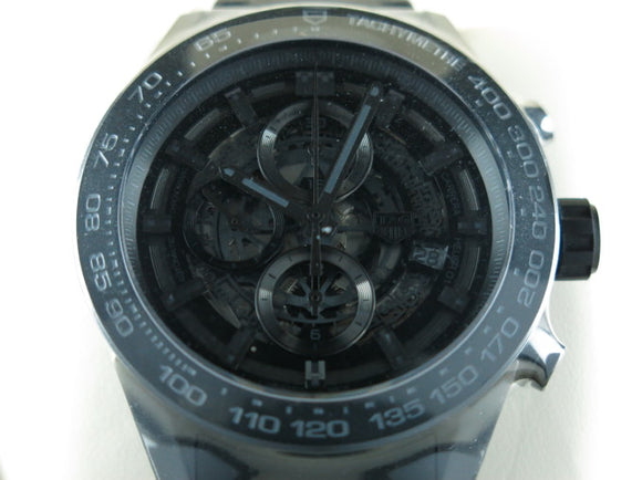 Tag Heuer Carrera Automatic Chronograph Calibre Heuer 01 CAR2A91