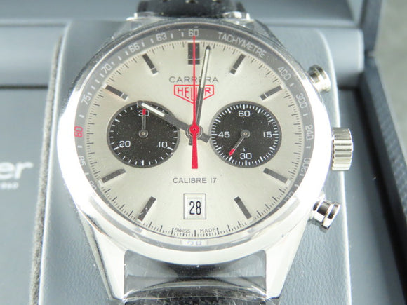 Tag Heuer Carrera Jack Heuer Automatic Chronograph Limited Edition