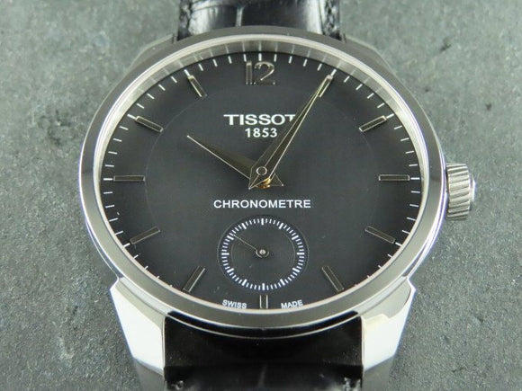 Tissot T-Complication Chronometre Hand Wound
