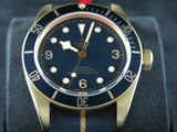 Tudor Black Bay Bronze Bucherer Edition
