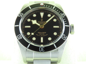 Tudor Black Bay Rose Logo Black Bezel 79220 2016