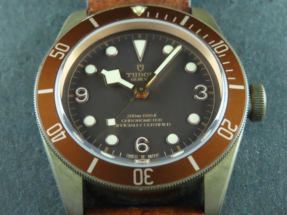 Tudor Black Bay Bronze 79250