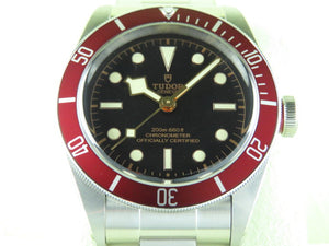 Tudor Black Bay Red Bezel 79230 New