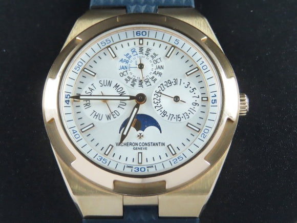 Vacheron Constantin Overseas Ultra Thin Perpetual Calendar 18 ct. Rose Gold 41.5 mm 4300V