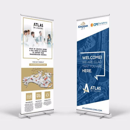 Roll Up Banner - SN Printing
