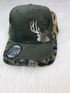 Diamond Bill Low Pro Camo Buck