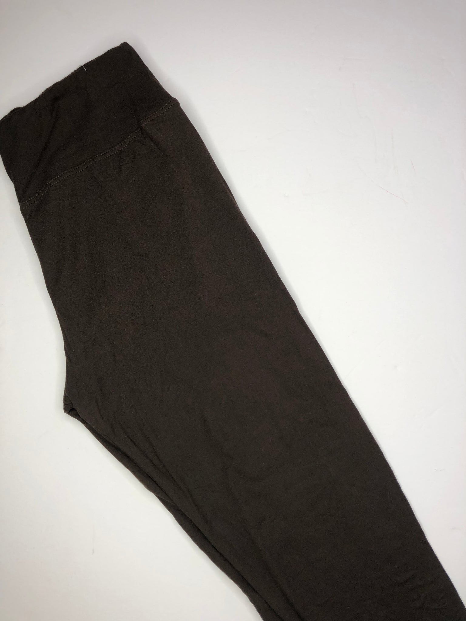 brown buttery soft tall or curvy leggings