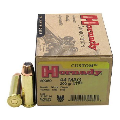 44 Magnum - 44 Mag, 200 Gr, XTP, (Per 20) - TPG Outfitters