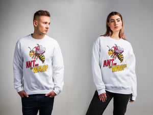 Ant-Man and the Wasp, Marvel, Unisex Sweatshirt