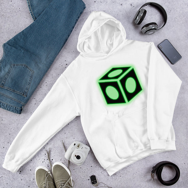 Square Up Hooded Sweatshirt