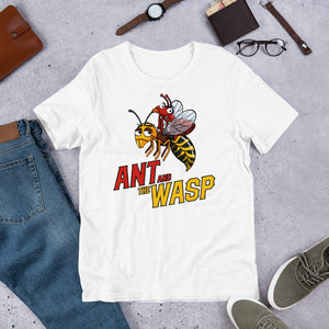 Ant-Man and the Wasp, Marvel, Short-Sleeve Unisex T-Shirt