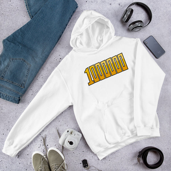 1000000, Mirio, My Hero Academia, Hooded Sweatshirt